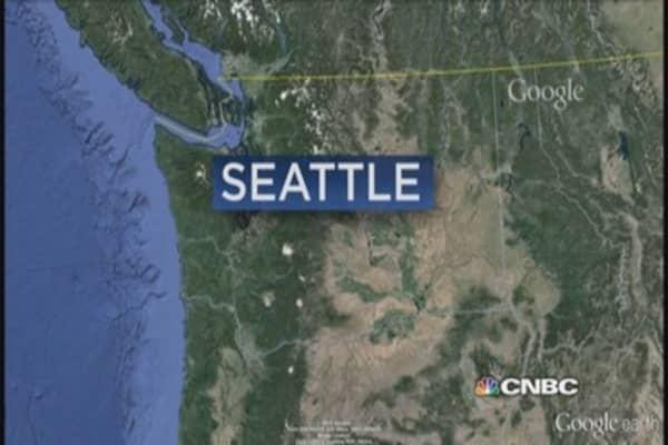 Snapshot of Seattle real estate