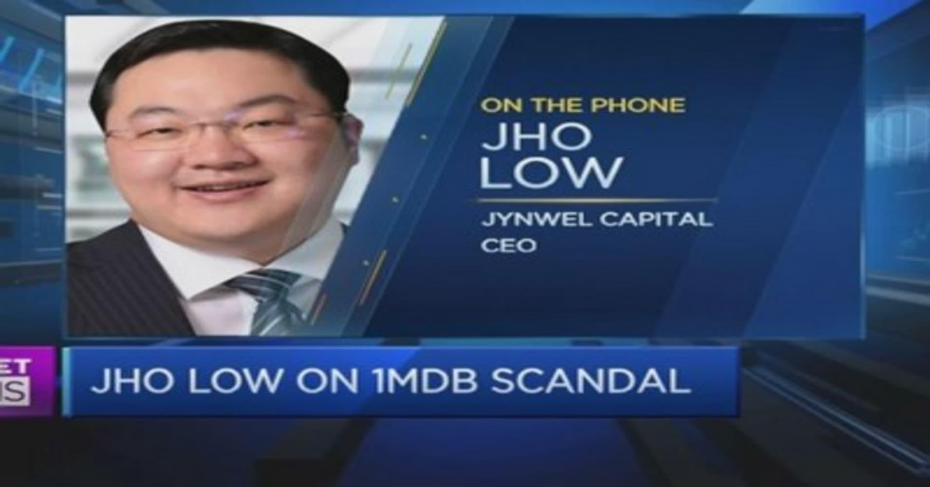 I'm a victim: Malaysia's Jho Low on 1MDB scandal