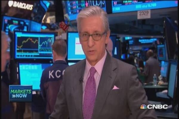 Pisani's market open: Troubled by earnings outlook