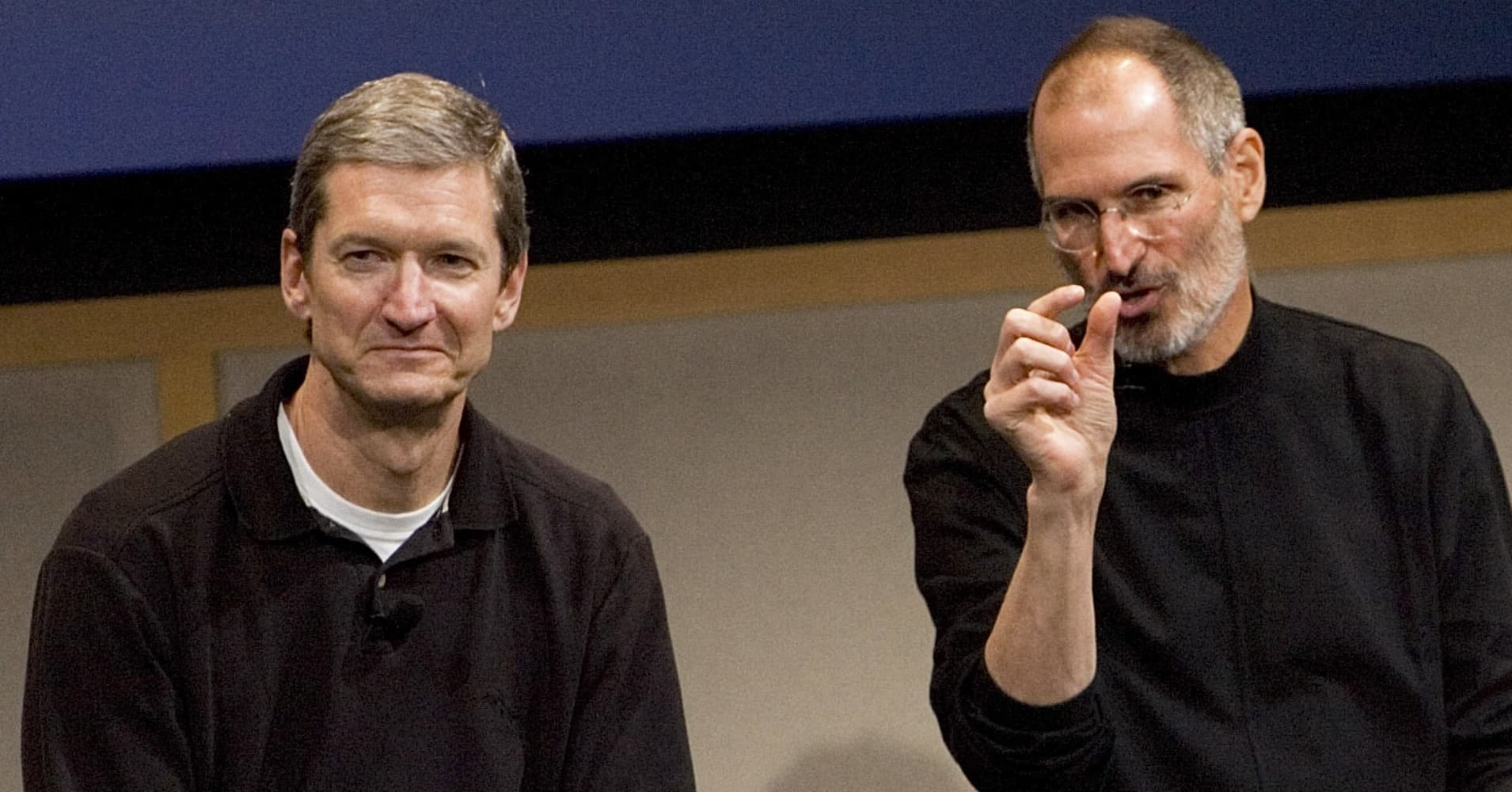 Why Apple CEO Tim Cook doesn't ask, 'What would Steve Jobs ...