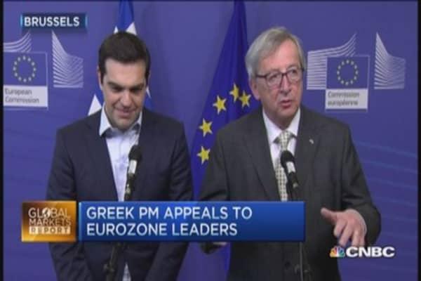 European markets close: Euro collapse