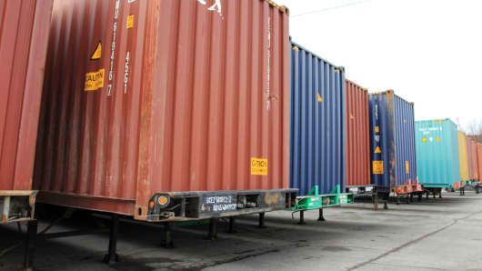 Investing in transports: Intermodal part of freight business