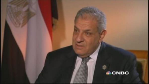 We are combating terrorism: Egypt PM