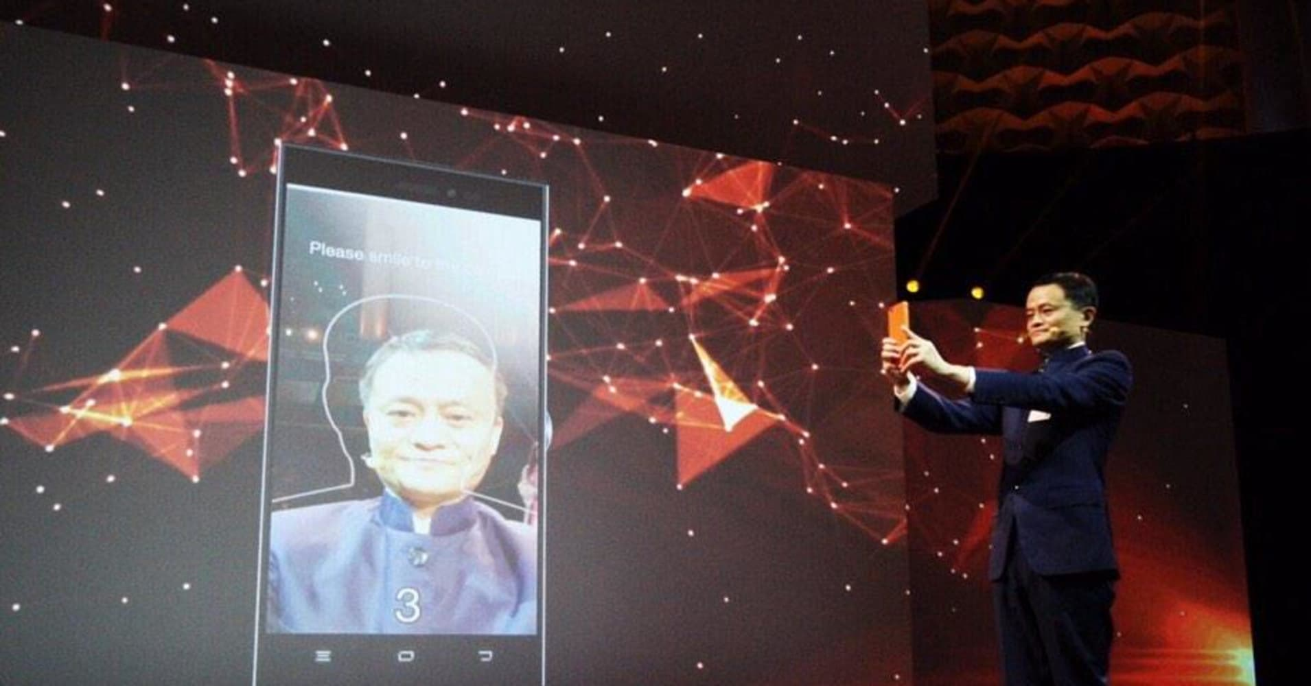 Alibaba Teases New Face Recognition Tool For Mobile Pay