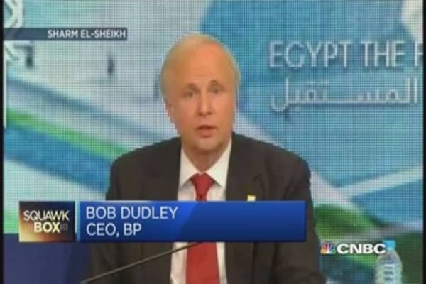 BP CEO: 'Painful time for oil industry'