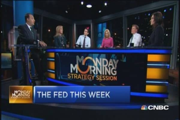 Markets focus on Fed this week