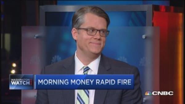 Rapid fire politics: Debt & 2016 election