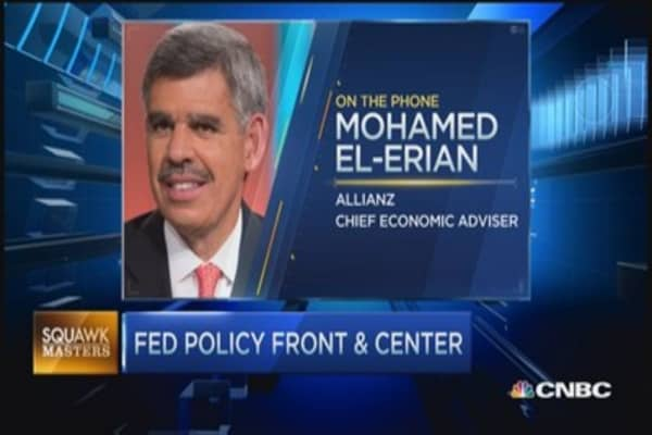 El-Erian: Two sides of 'patient' Fed