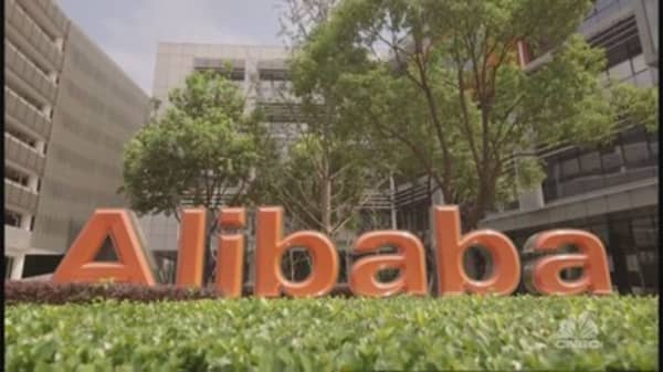 Alibaba tests facial recognition