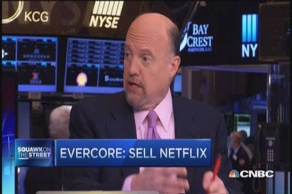 Cramer: Don't be bearish on Netflix