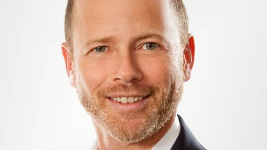 Andrew de Pass, Conergy CEO