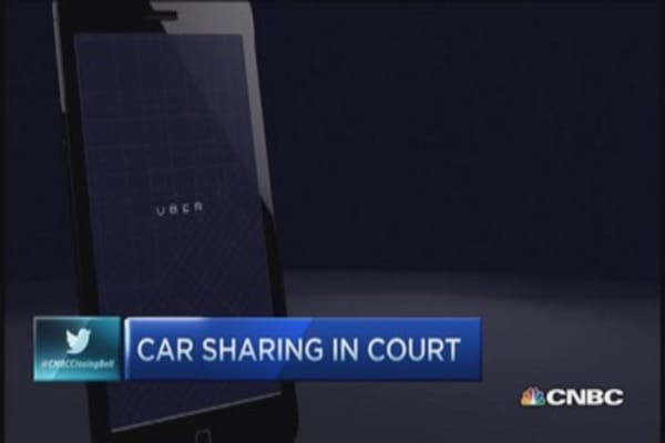 Car sharing & driver lawsuits