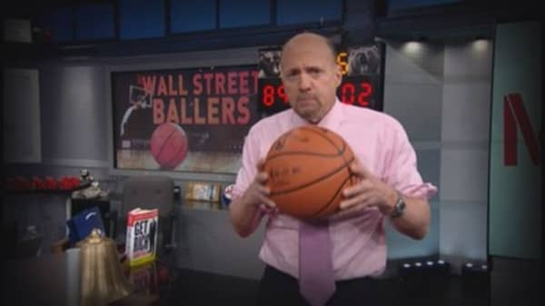 Cramer Remix: Make a fortune on these four stocks