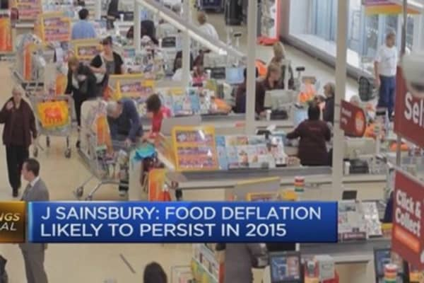 Can supermarket Sainsbury's recover?