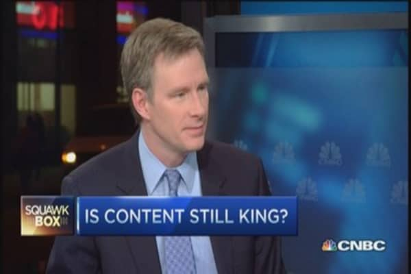 Not all content is king: Analyst