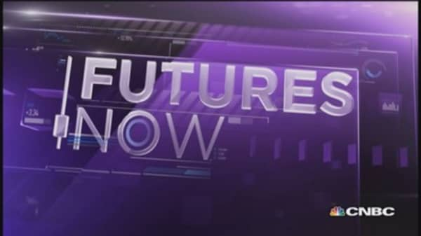 Futures Now: $35 oil on the way?
