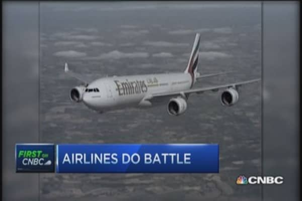 Emirates Airline president speaks on allegations