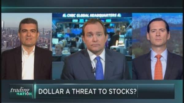 Surging dollar market's biggest concern?
