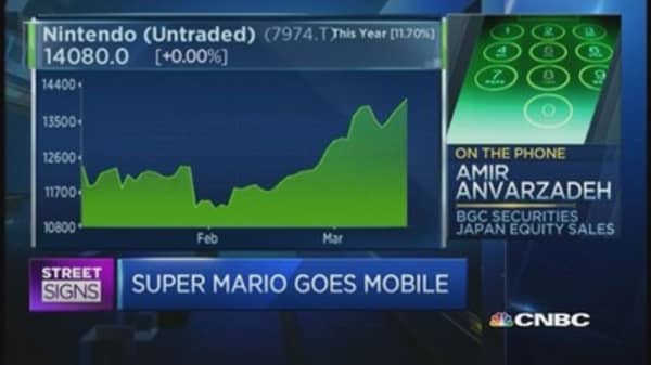 'Start shorting Nintendo,' says this expert