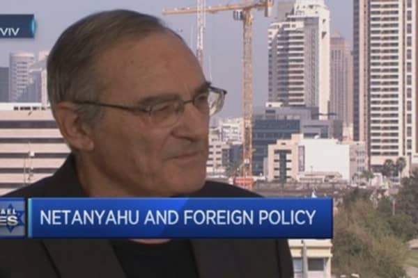 Israel trade could help peace process: Expert