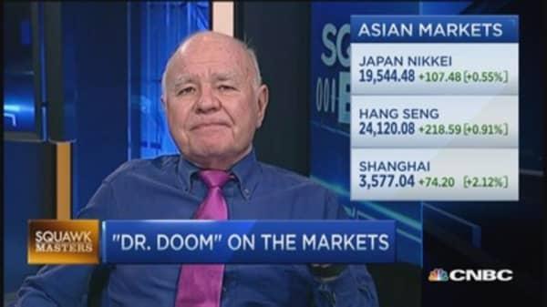 'Dr. Doom' eyes European real estate & China
