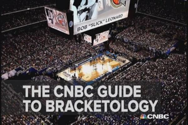 The CNBC guide to bracketology