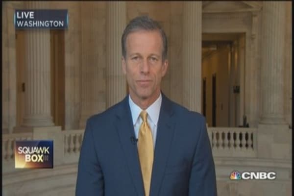 Sen. Thune: FCC's 'light touch' radically changed