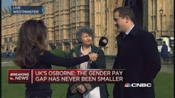 UK budget had crowd-pleasing measures