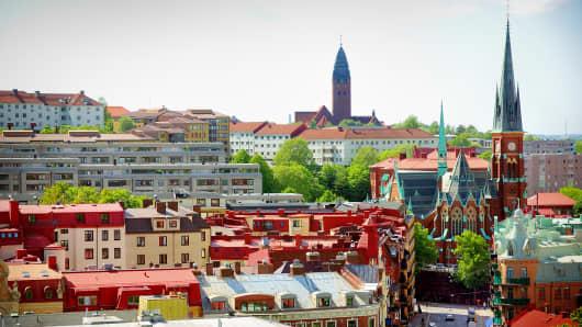 Gothenburg, Sweden.