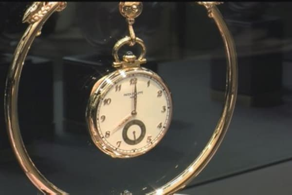 How the Swiss Franc is hitting watchmakers