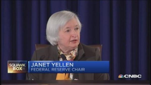 Reading Fed's tea leaves: Liesman