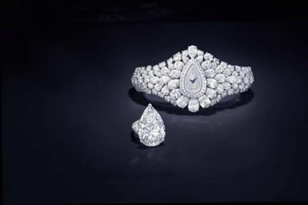 The $40 million diamond watch