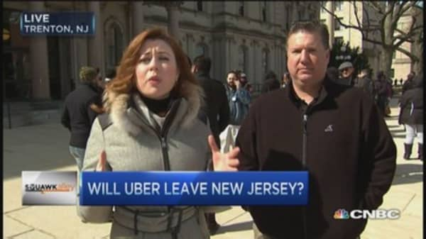 Uber driver speaks out