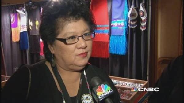 Tribal debate: Should reservations go to pot?