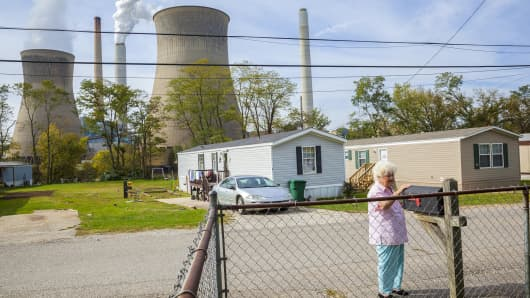 This West Virginia coal-fired plant powers nearly 2 million homes.
