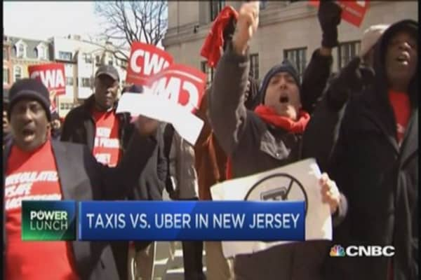Uber could leave NJ