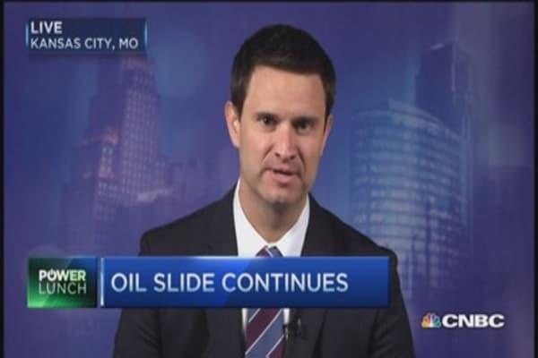 Top oil plays