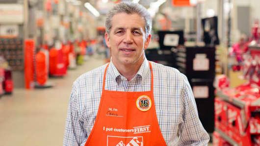 Home Depot Confirms 2017 Guidance; Issues Long-Term Targets