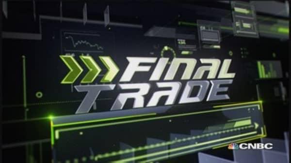 Fast Money Final Trade: RKUS, X, LYV & ADBE