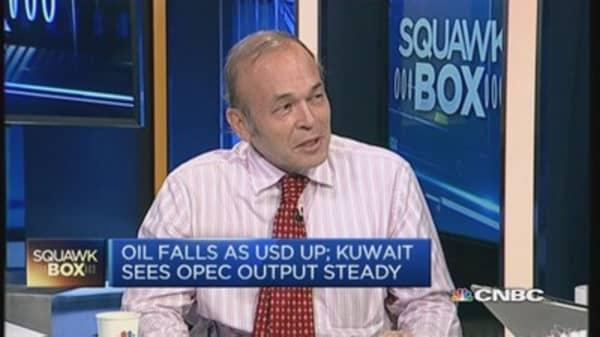 Saudi wants to keep oil below $75: Pro