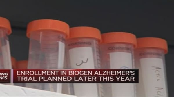 Biogen Alzheimer's drug: The results