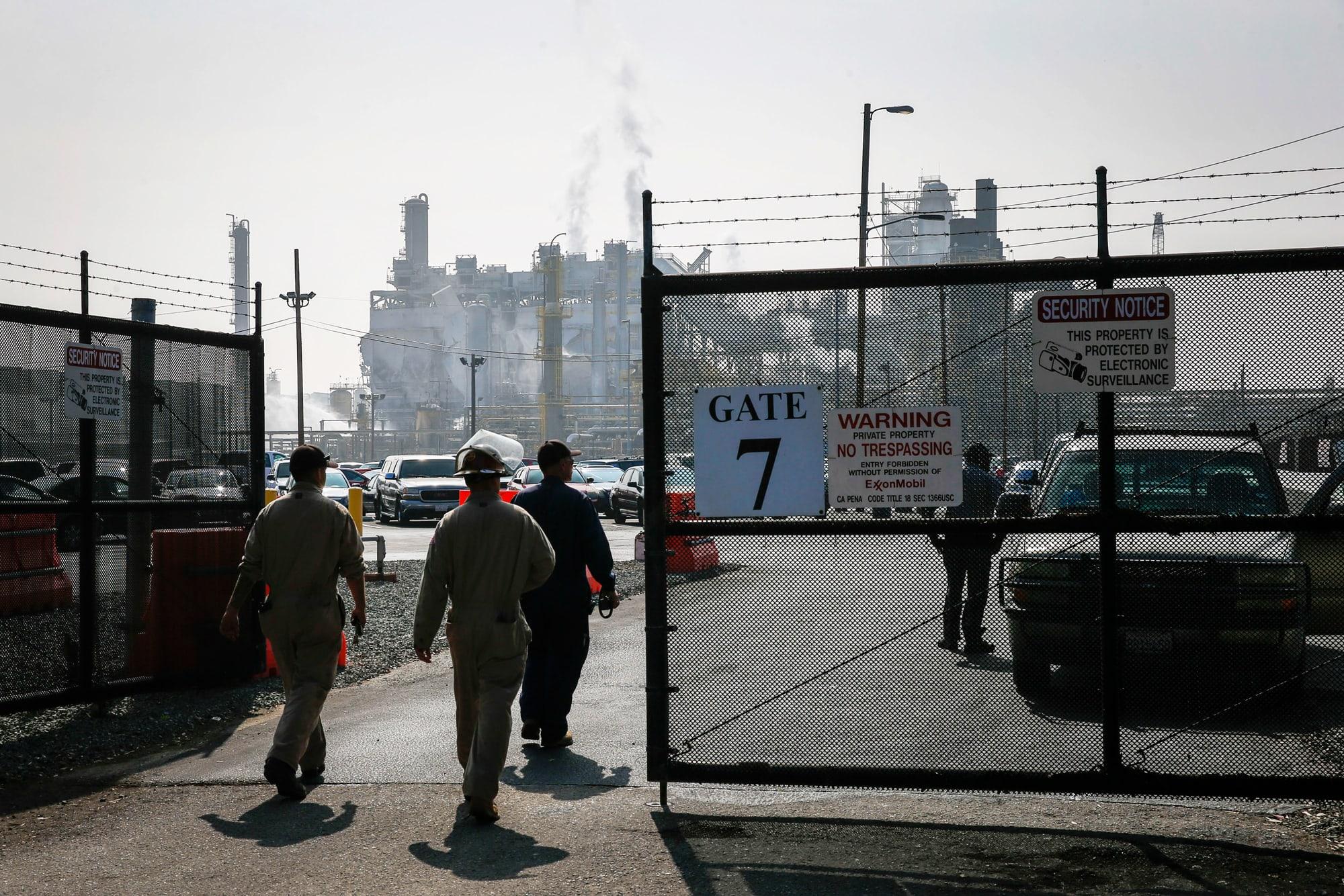 Exxon mobil fires up huge new gulf coast plant despite harvey impact buycottarizona Gallery