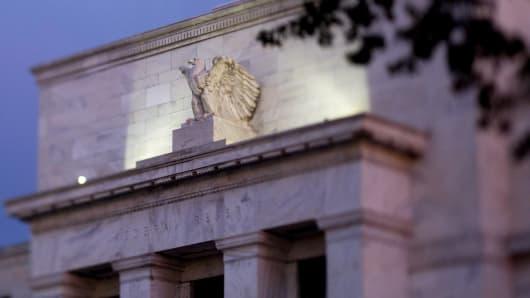 Federal Reserve Bank building