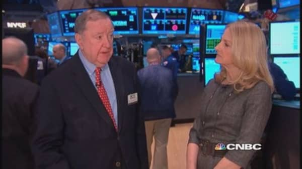 Cashin says: Stick with it and buy the dips
