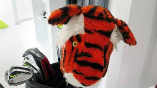 Tiger Woods Nike apparel golf gear