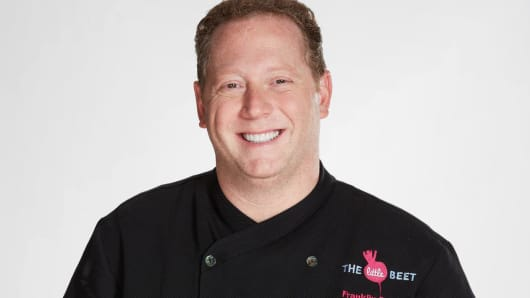 Franklin Becker, founder and executive chef, The Little Beet