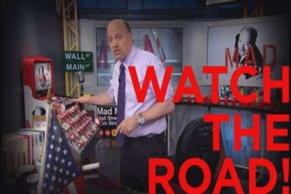Cramer: There are hazards ahead