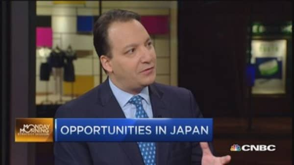 Japan's 'cash rich' potential: Pro