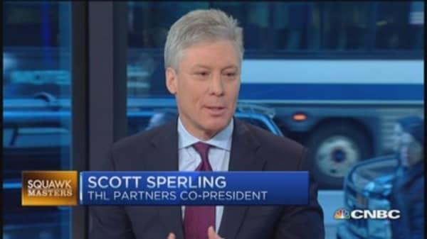 Navigating global risks: Scott Sperling