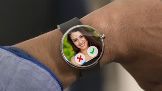 The Zoosk App on Android Wear